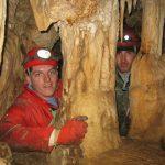 Пештерата е богата со пештерски украси. Фото. М. Темовски